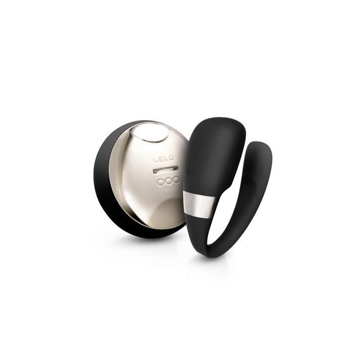 Elegancki wibrator dla par z pilotem firmy LELO Tiani 3