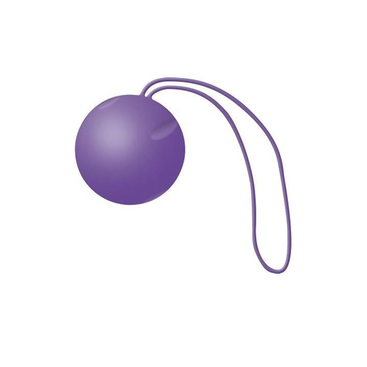 Fioletowa kulka gejszy – średnica 3,5 cm