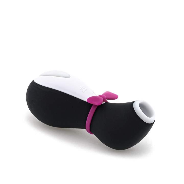 Bezdotykowy masażer łechtaczki z falą ciśnieniową Penguin Satisfyer Pro