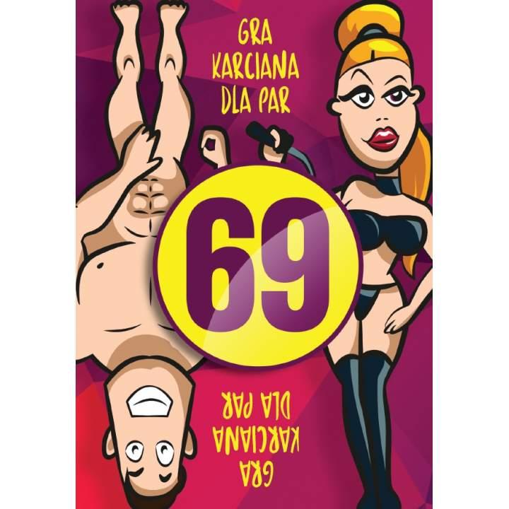 69 Gra karciana dla par