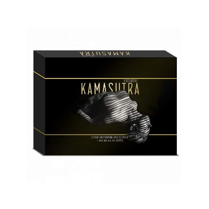 Ekskluzywny i niezwykle elegancki zestaw Kamasutry