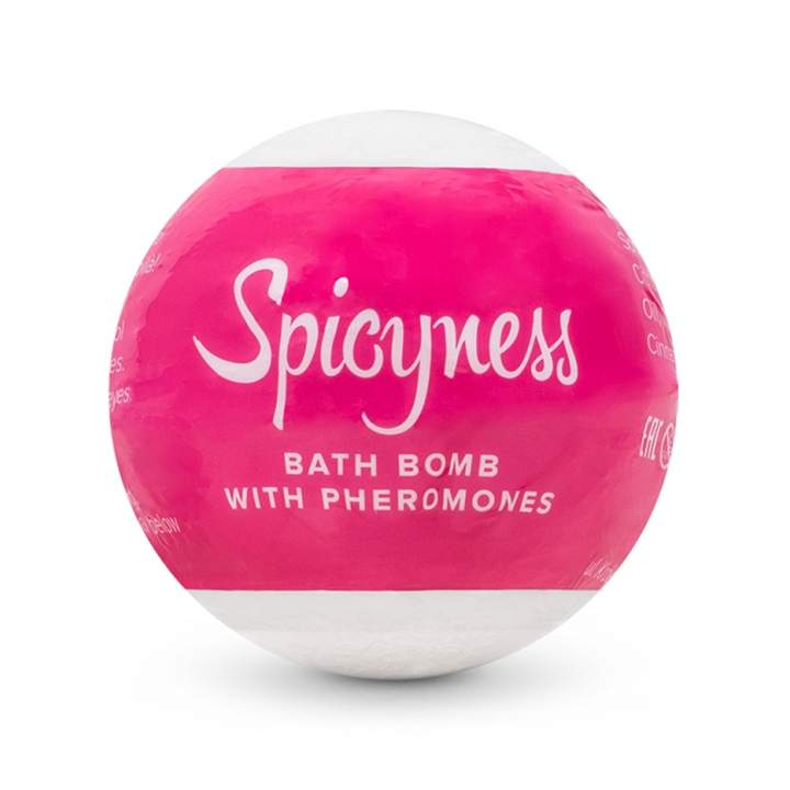 Kula do kąpieli z dodatkiem feromonów – Obsessive Spicy