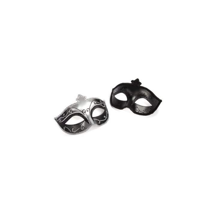Dwie zmysłowe i eleganckie maski – Fifty Shades of Grey