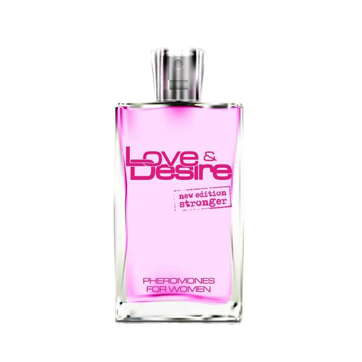 Love&Desire woda perfumowana z feromonami damskimi 50 ml