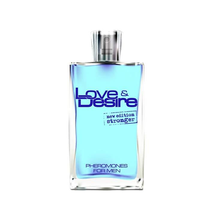 Love & Desire perfumy z feromonami męskimi 50 ml