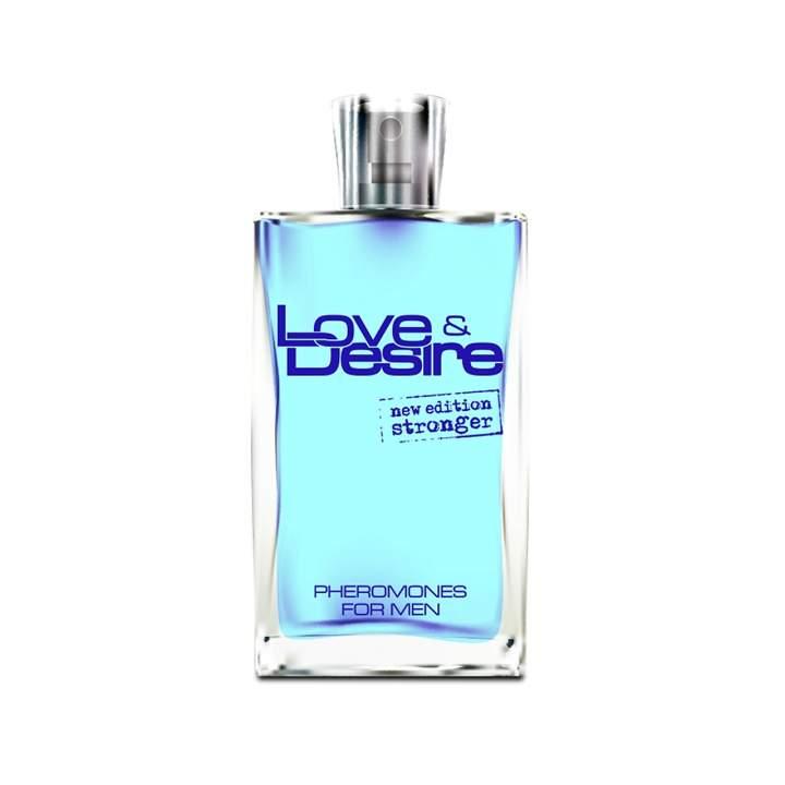 Perfumy z feromonami dla mężczyzn Love&Desire 100 ml