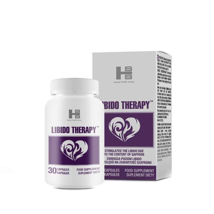 Tabletki na libido dla kobiet Libido Therapy - 30 tab