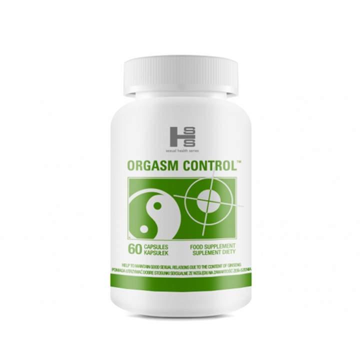 Tabletki na potencję Orgasm Control 60 szt.