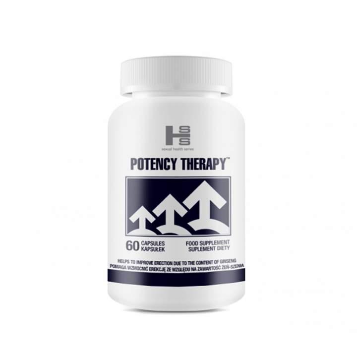 Tabletki Potency Therapy 60 szt.