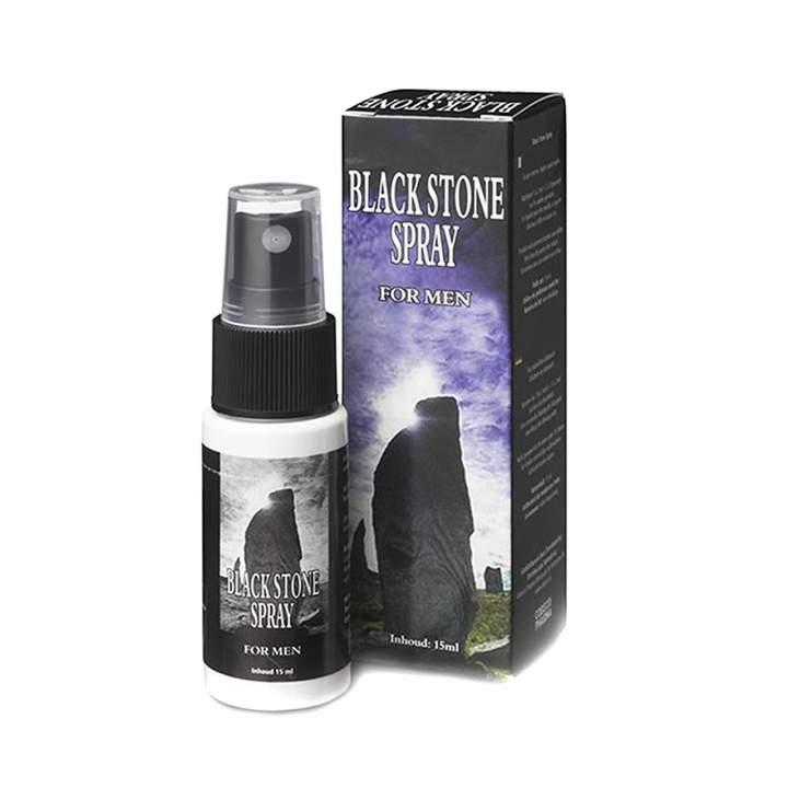 Black Stone Spray opóźniający wytrysk 15 ml