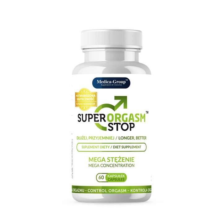 Tabletki Super Orgasm Stop 60 szt.