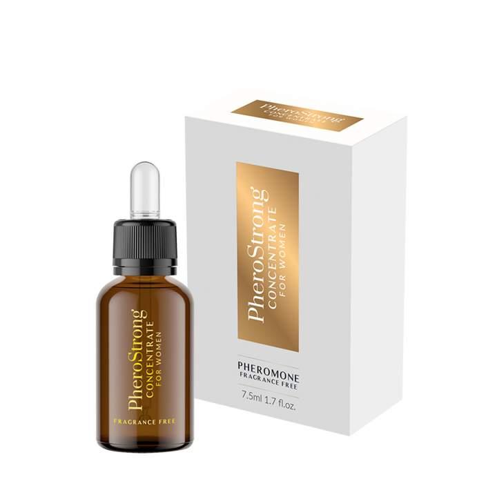 Feromony – Phero Strong Concentrate dla kobiet 7,5 ml