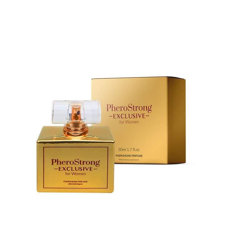 PheroStrong Exlusive perfumy z feromonami dla kobiet 50 ml