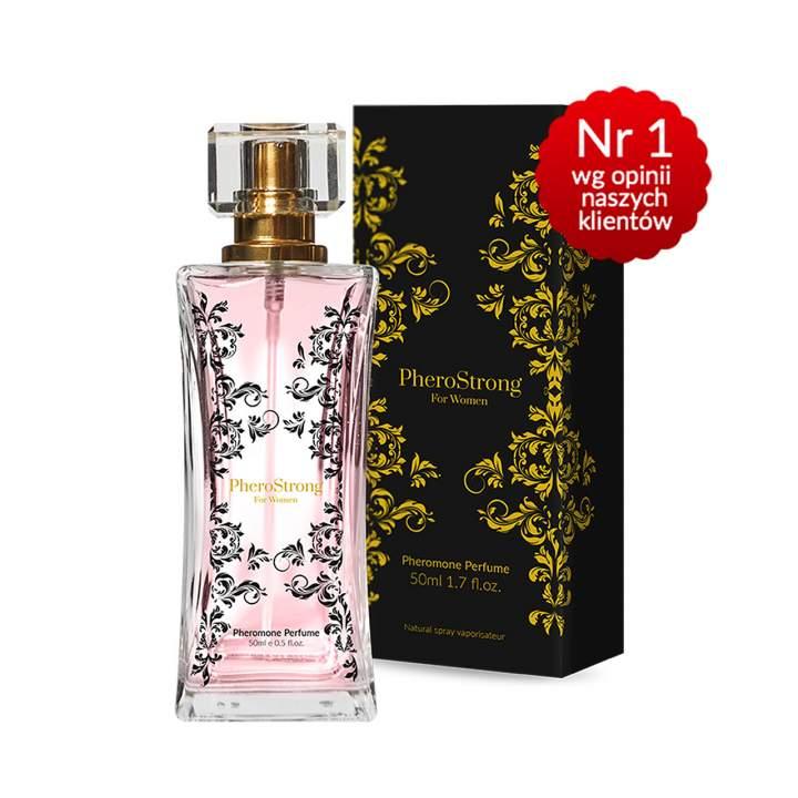PheroStrong perfum z feromonami dla kobiet 50 ml