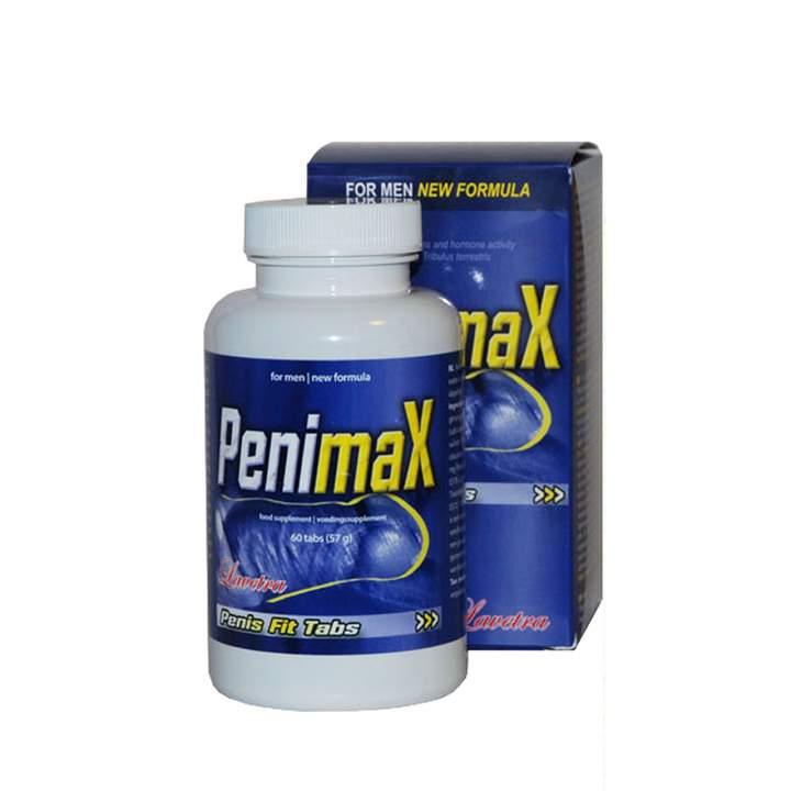 Tabletki na powiększenie penisa PeniMax 60 szt.