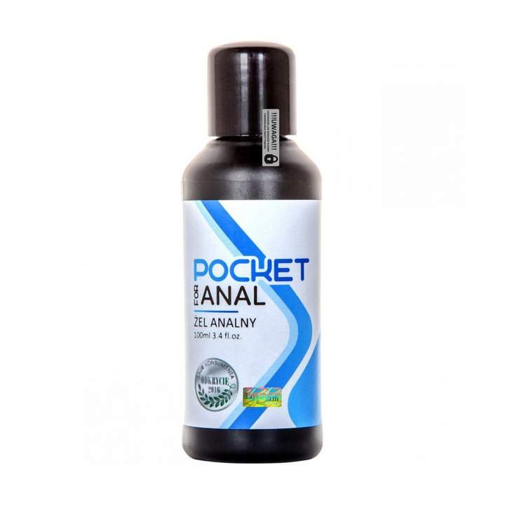 Pocket for Anal żel analny 100 ml