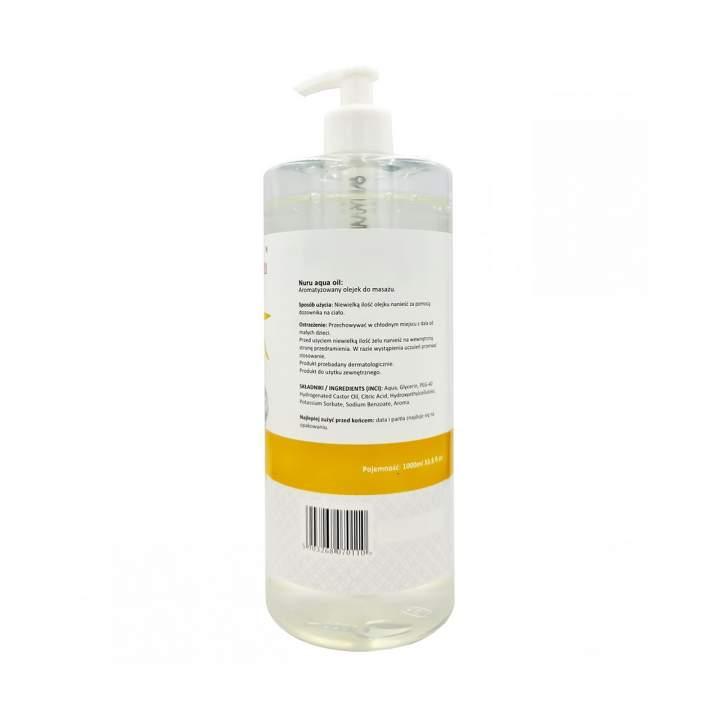Profesjonalny olejek do masażu NURU – 1000 ml