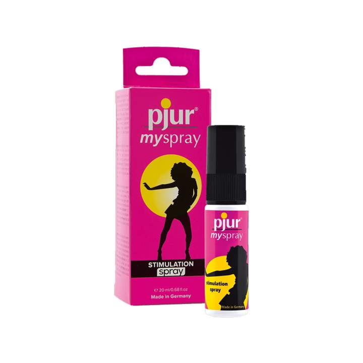 Pjur MySpray spray stymulujący dla kobiet 20 ml