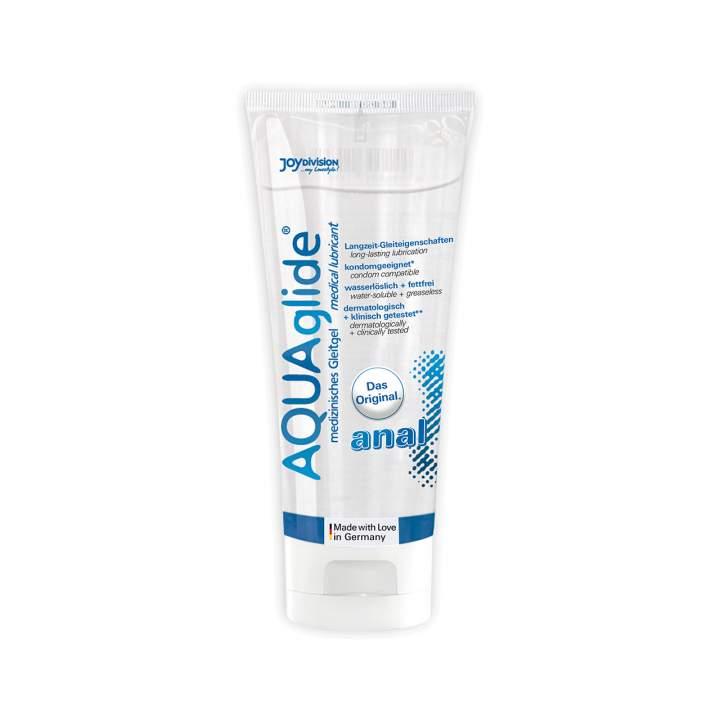 Aquaglide Anal żel nawilżający 100 ml