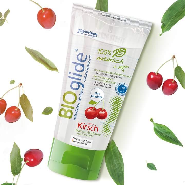 Bioglide żel jadalny nawilżający wiśniowy 80 ml