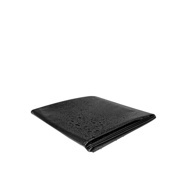 Czarne prześcieradło do mokrych igraszek 180 x 260 cm