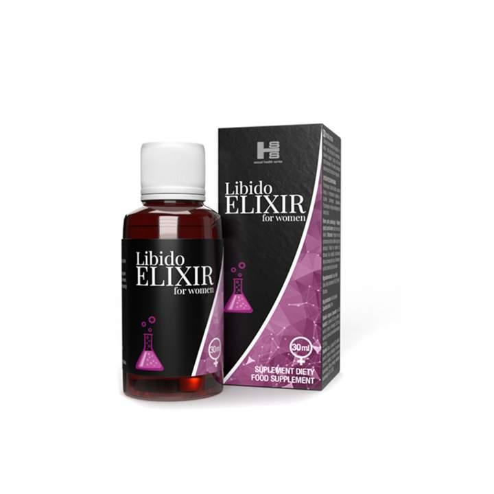 XXX Libido Eliksir For Woman - 30ml