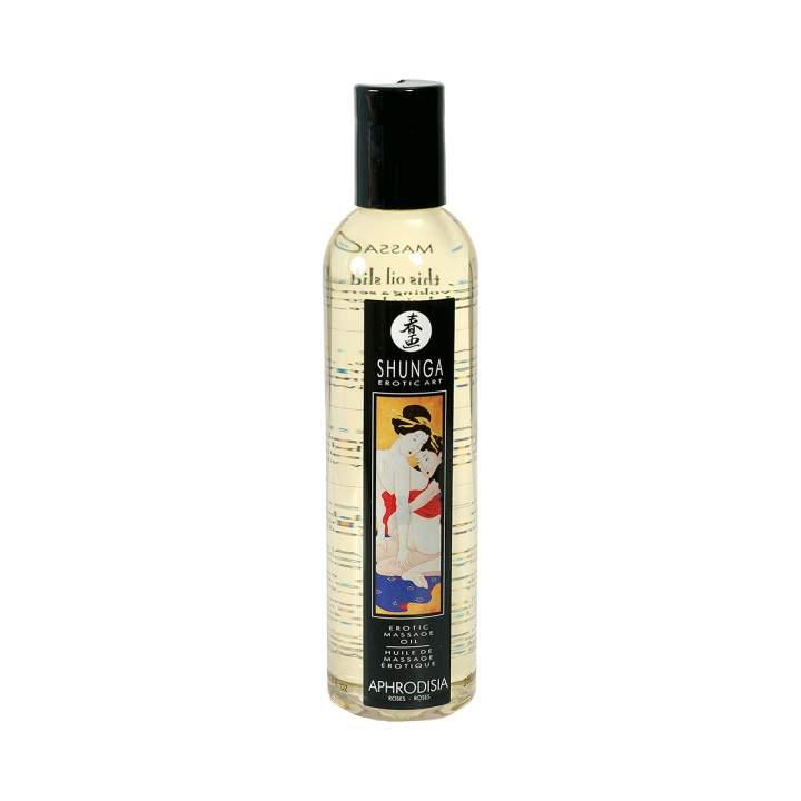Zmysłowy olejek do ciała – Shunga Aphrodisia – 250 ml