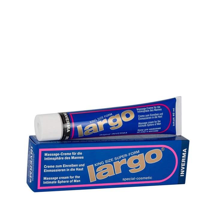 Krem Largo Inverma na powiększenie penisa 40 ml