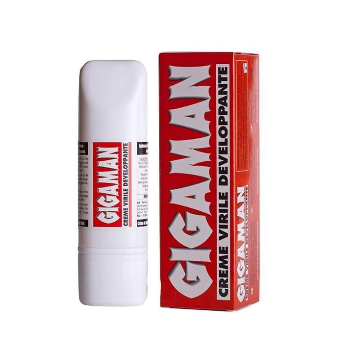 Gigaman – krem powiększający penisa 100 ml