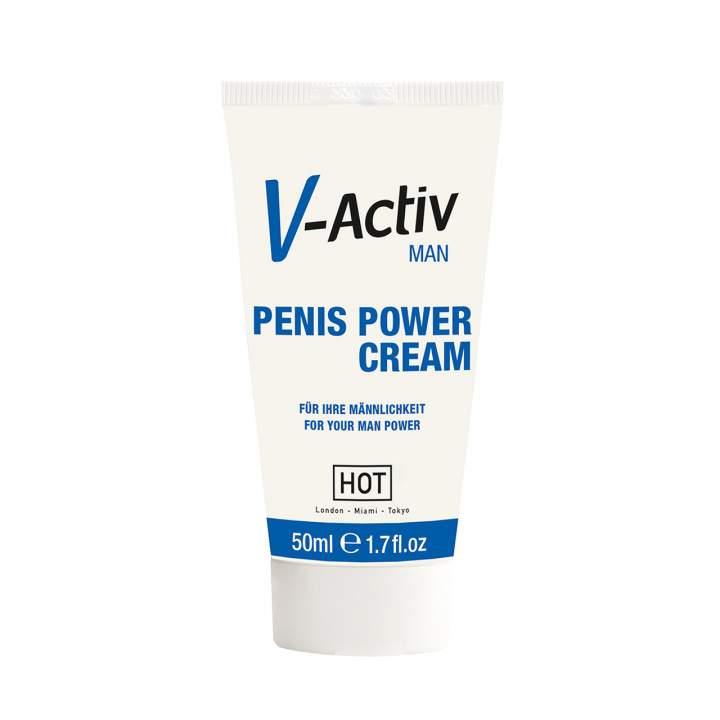 Krem V-Active Penis Power 50 ml