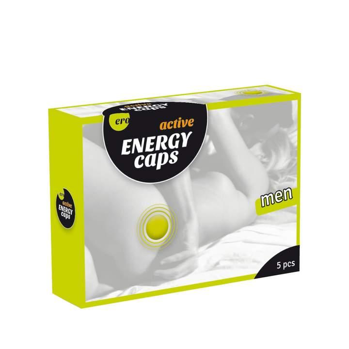 Kapsułki pobudzające Ero Men Energy Caps 5 szt.