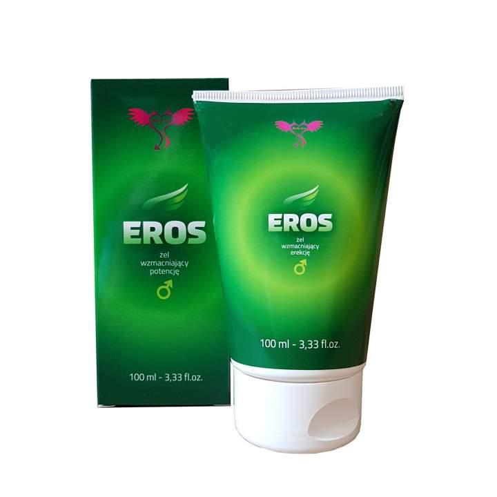 Eros żel na potencję 100 ml