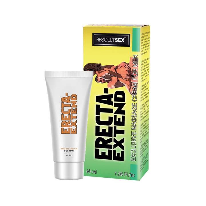 Erecta-Extend krem do maksymalnego przedłużenia stosunku 40ml