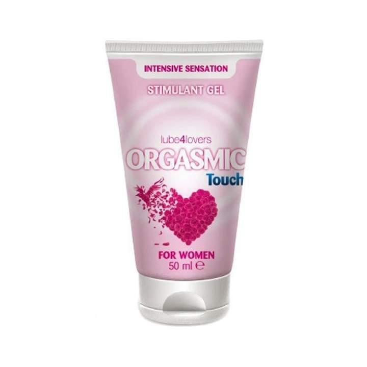 Żel do stymulacji łechtaczki Lube4lovers Orgasmic Touch 50 ml