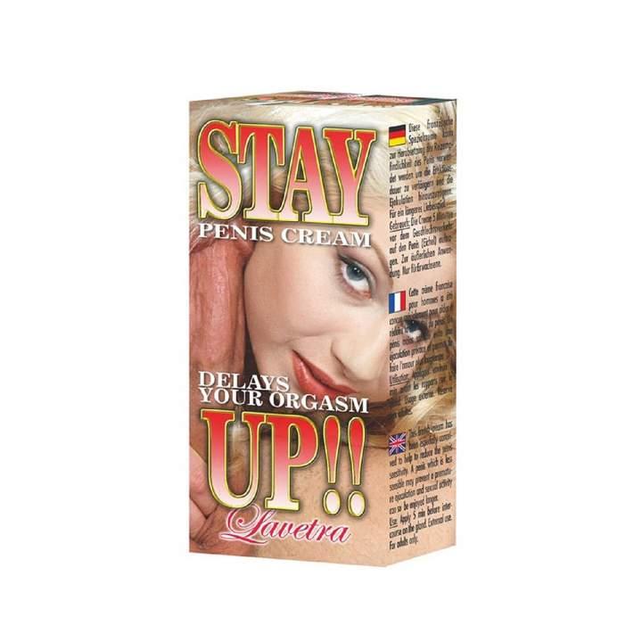 Stay Up! Krem opóźniający wytrysk 40 ml