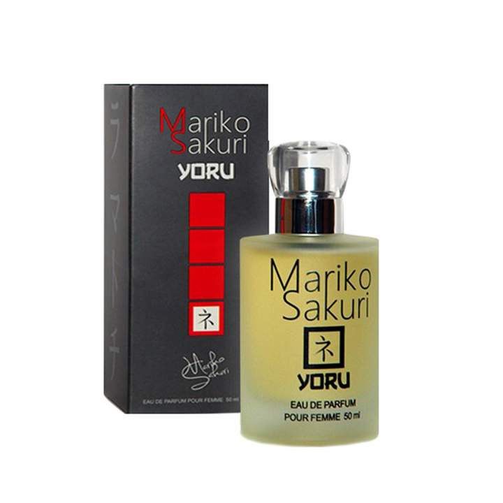Stylowe feromony dla Pań – Mariko Sakuri YORU – 50 ml