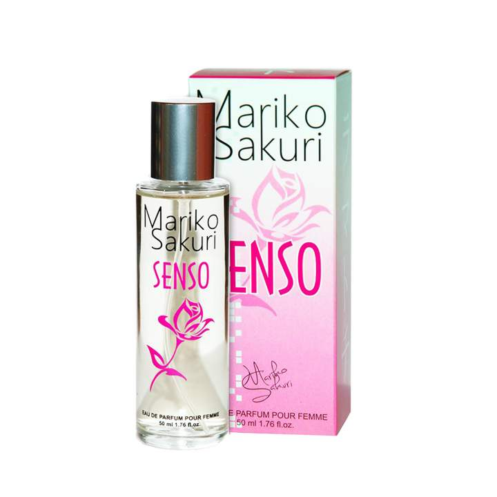 Feromony dla Pań – Mariko Sakuri SENSO – 50 ml