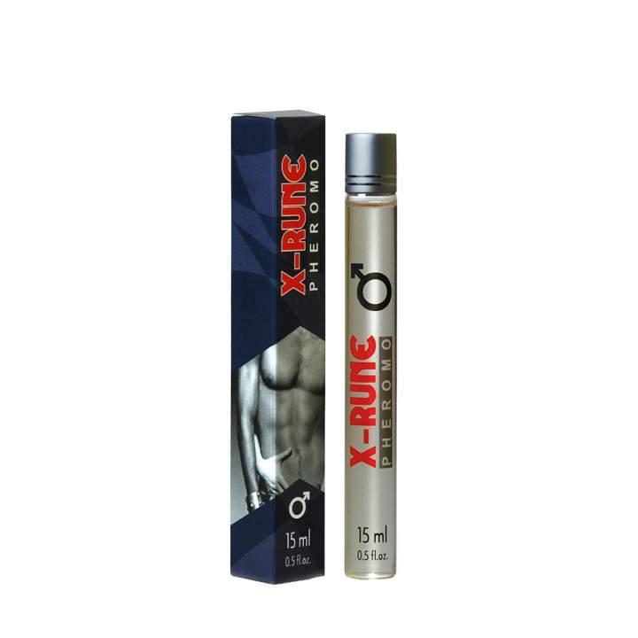 X-rune perfumy z feromonami dla mężczyzn 15 ml