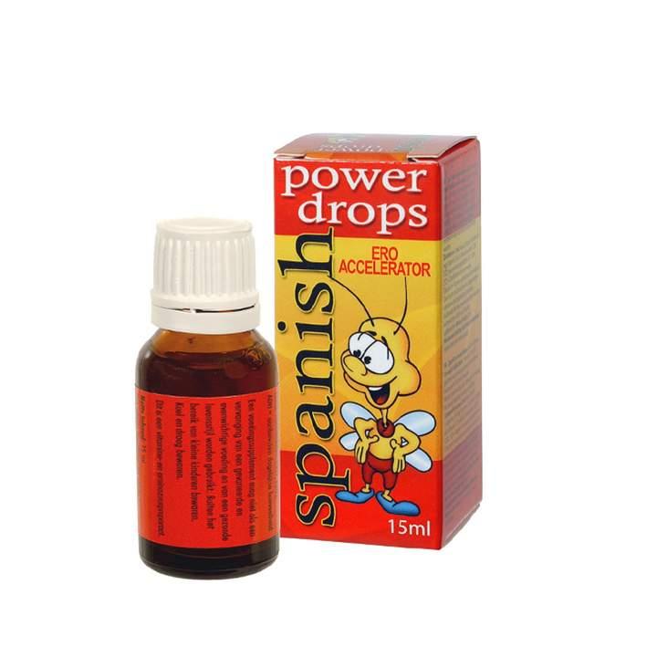 Hiszpańska Mucha Spanish Fly Power Drops 15 ml