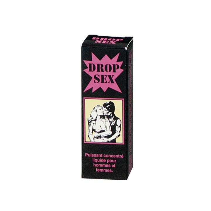 Francuskie krople pobudzające dla par Drop Sex RUF 20 ml