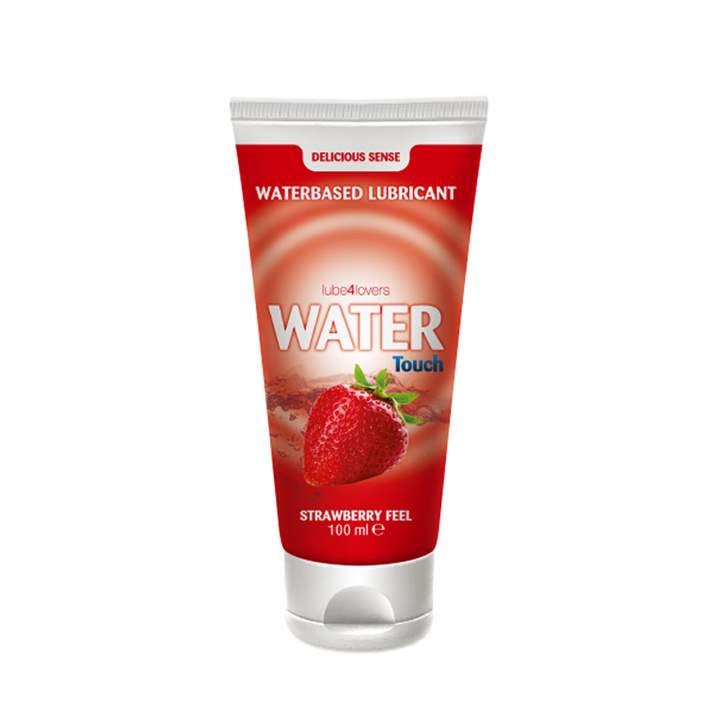 Water Touch truskawkowy żel nawilżający 100 ml