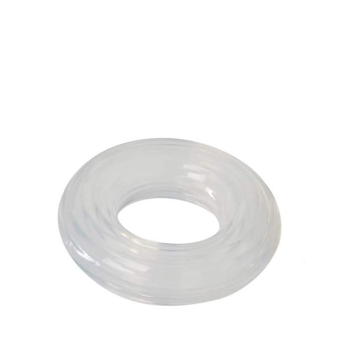 Elastyczny silikonowy pierścień erekcyjny na penisa – 2,5 cm