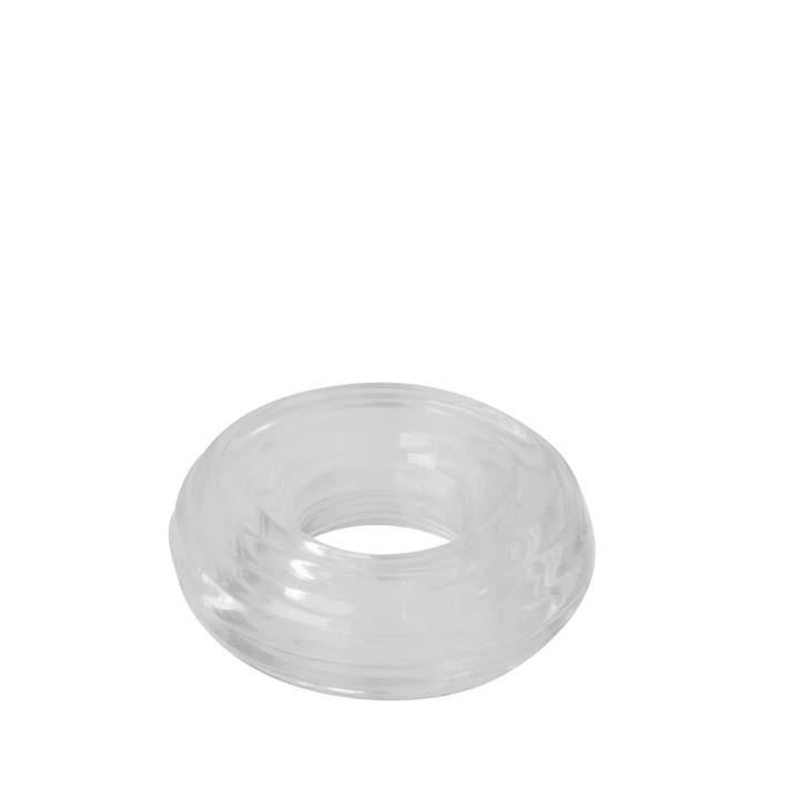 Elastyczny silikonowy pierścień erekcyjny dla mężczyzn – 2 cm